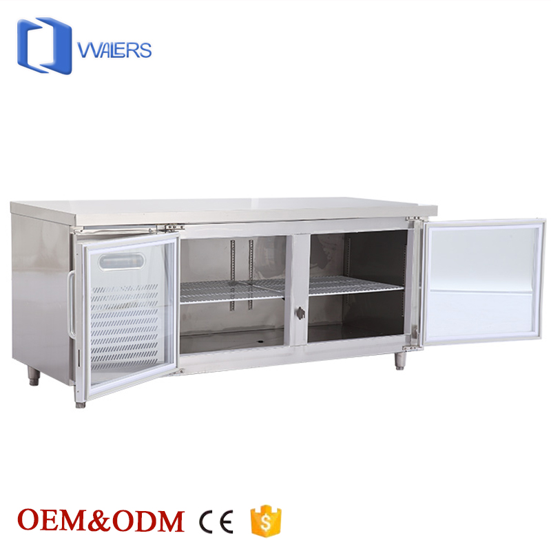 Hot sale commercial/industrial Refrigerator full automatic cold kitchen equipment machine for sale