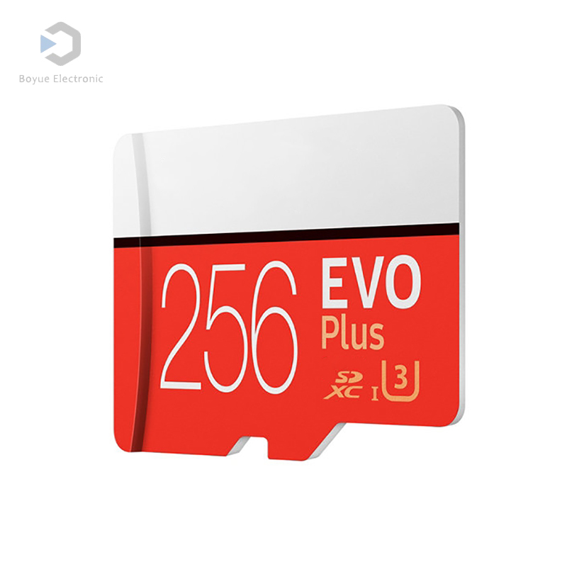 Mobile phone micro memory TF sd card 2GB 4GB 8GB 16GB 32GB 64GB 128GB 256GB For samsung evo real capacity sd cards
