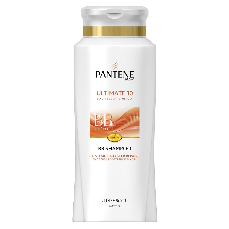 Pantene Pro-V Ultimate 10 Bb Shampoo, 21.1 Fluid Ounce