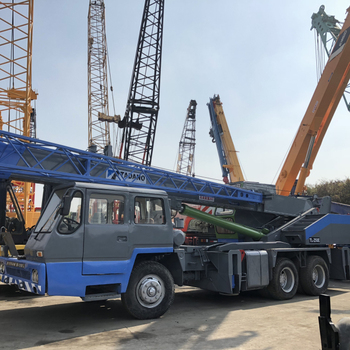 Used Japan Original Cheap Tadano 25 ton Truck Crane For Sale In Shanghai
