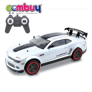 Children hobbies play 4 channel rc toys 1 10 scale model cars