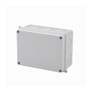 IP65 Indoor Electrical PVC Enclosure Boxes
