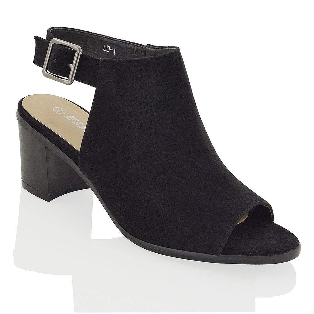 Cheap Peep Toe Sandals Low Heel, find