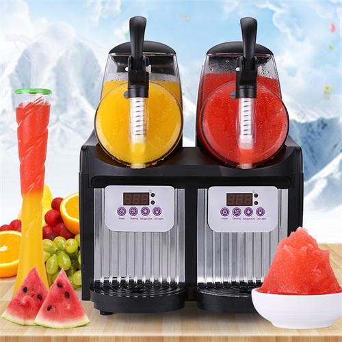 उच्च गुणवत्ता सस्ती कीमत के साथ कीचड़ बर्फ मशीन के लिए थोक