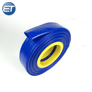 EASTOP Chinese supplier flexible Pump Water drain hose pipe 3 inch pvc lay flat hose