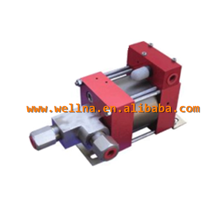 high quality both manual automatic gas liquid booster pump for liquid gas transfer