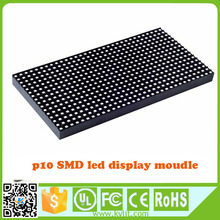 Special supporting video play function RGB 320*160mm p10 led display module