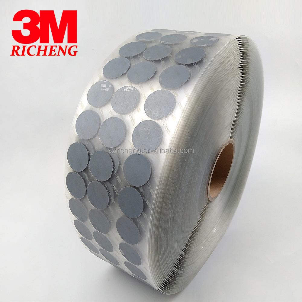 3m bumpon protective product rubber feet sj5816 bumpon self adhesive tape black circle rubber sticker tape