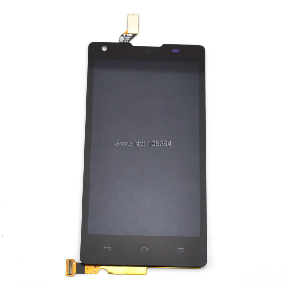 Черный для Huawei Ascend G700 жк-дисплей сенсорный экран планшета монтажный комплект стекло линзы замена