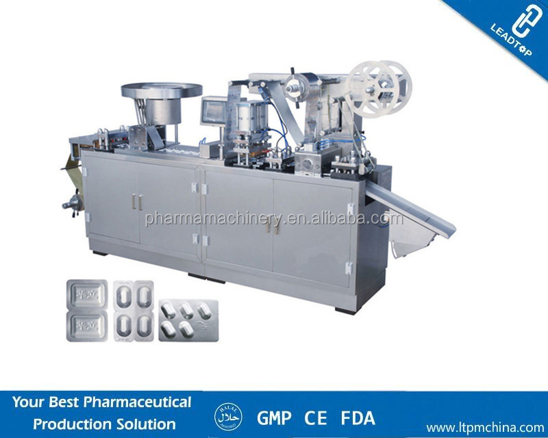 Automatic Blister Packing Machine For Capsule 00