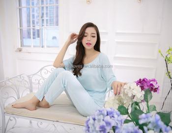 cheap for discount e724c 873b0 China Hersteller Maßgeschneiderte Baumwolle Made Frauen Schlafzimmer Nacht  Tragen Ältere Frauen Damen Nacht Pyjamas - Buy Sexy Mädchen Nighty Mit Foto  ...