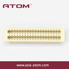 atom 0.8 mm pitch board to board connector