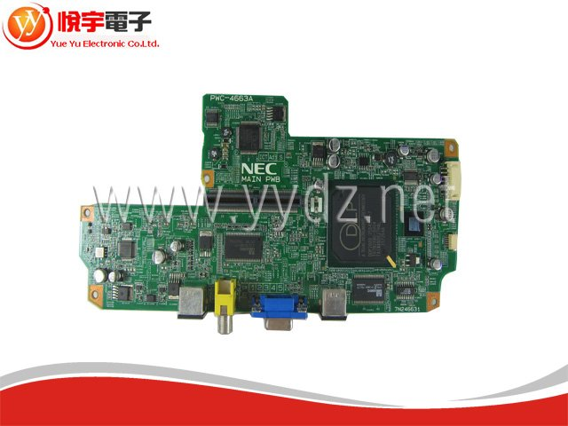 New Original Projector Main Board for NEC---NP60+