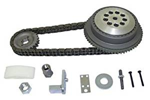 Complete Primary Chain Drive Kit Fits Softail & Dyna 5 speed models 1990/2006 -by-Belt Drives Ltd.