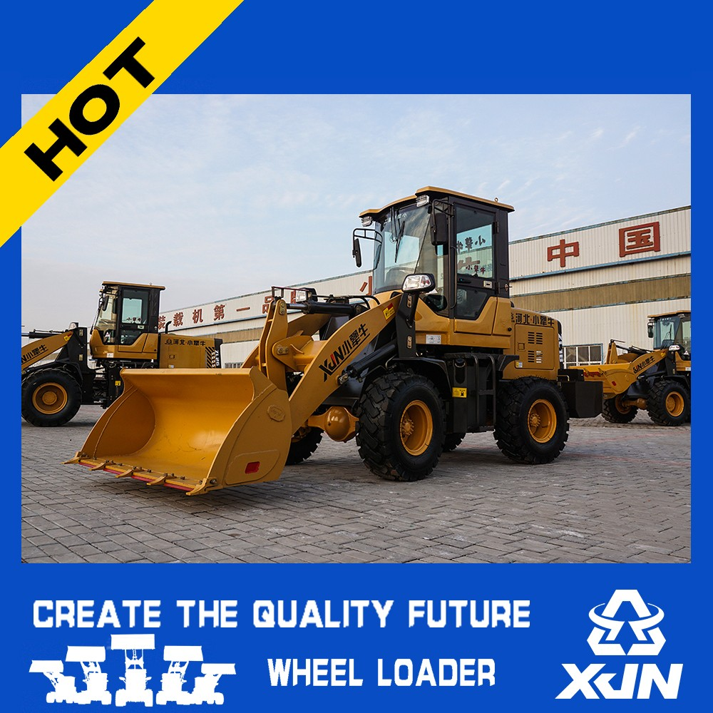 1.2tons ZL18 articulated avant mini wheel loader prices for sale made in china cheap