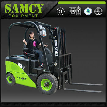 battery forklift price 2.5t