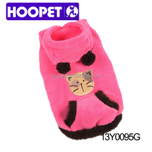 Soft design cat clothes dog t-shirts