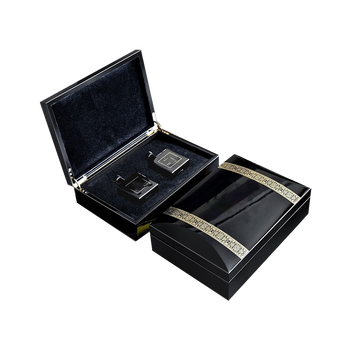 New 2018 Luxury Piano lacquered Perfume Packaging Wooden Box