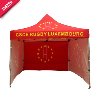 Premium Aluminum Heavy Duty Wind Resistant Event Trade Show Promotional Canopy Tent With Walls