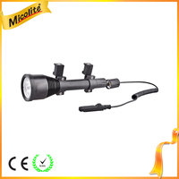 Super Bright 1800 Lumens 5 Modes Military Surplus Rifle Scope Tactical Flashlight For Night Vision Rifle Scope