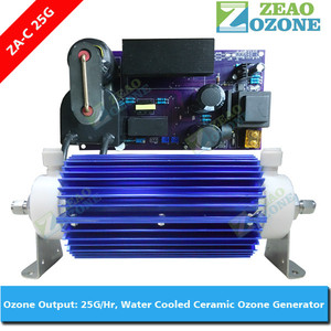 Professional high quality ozonator ozone tube generator for industrial ozonizer purified water system