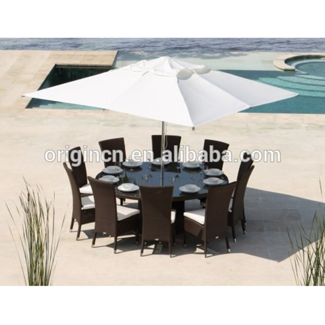 Wicker Ratan Patio Dining Furniture