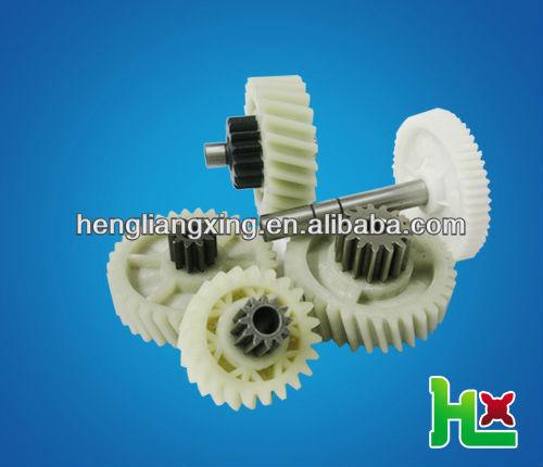 Paper shredder gears
