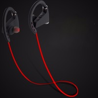 2017 150mA battery comfortable ear hook stereo bluetooth head phone headset RN8 with CE certificate
