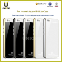 The best price case cover for huawei p8 lite,bumper and cover case for huawei p8 lite,back cover for huawei p8 lite