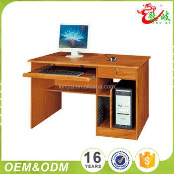 computer desk assembly instructions