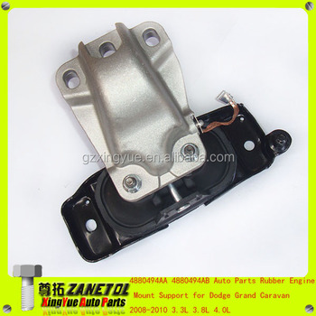 A5482 4880494ab 4880494aa Auto Motor Engine Mount Support Bracket