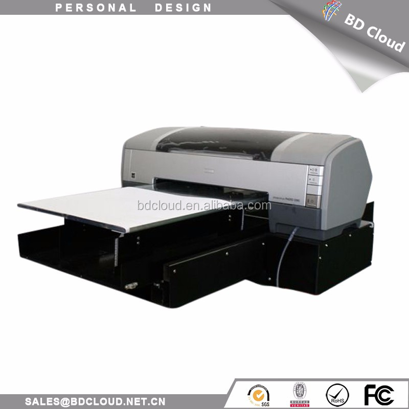 Fast speed a3 dx5 head cmyk t shirt direct t-shirt printing machine