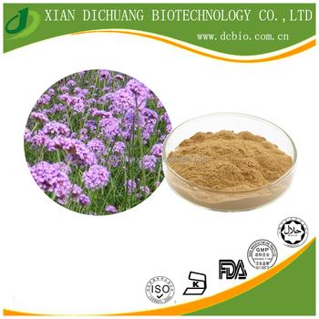 Hot sale Verbena Herba Extract Powder 20:1/Verbena Herba P.E
