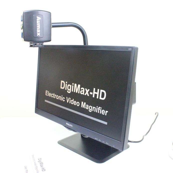 Multi-purpose transportable HD 22 inch Desktop Digital Video Magnifier Low Vision Aids