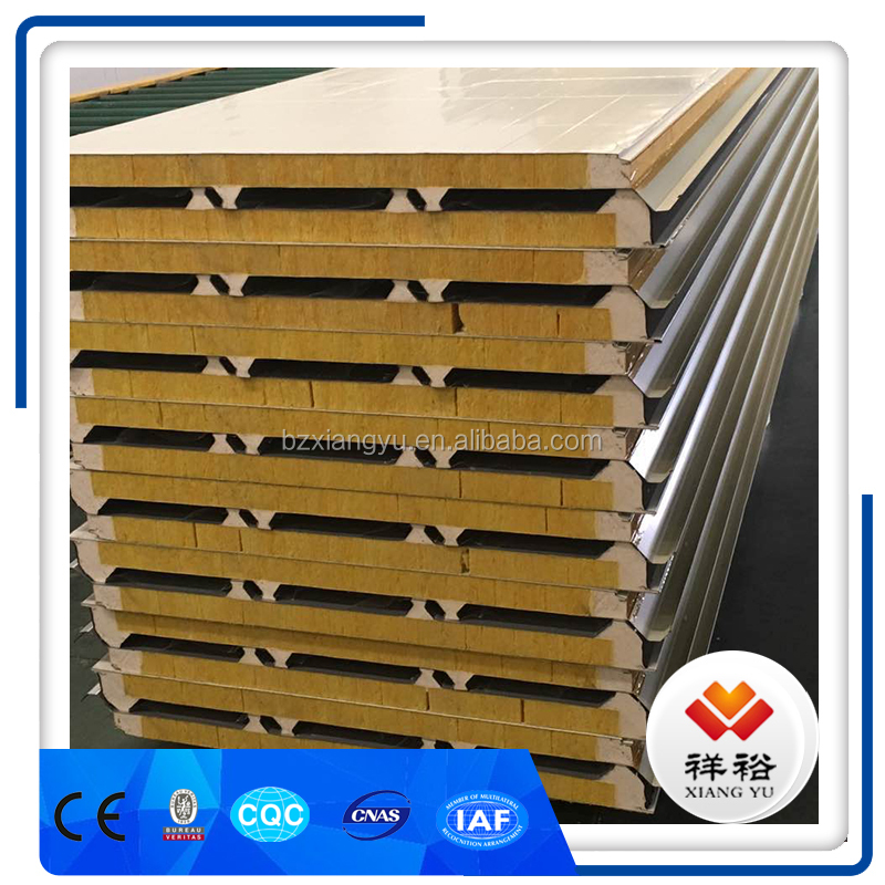 best PU sandwich panel for freezer cold room keep cool panel