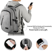 Wholesale Antitheft Aoking Laptop Travel Backpack