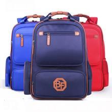 Fashion Grade1 6 Orthopedic Children Primary font b School b font Bags font b Kids b