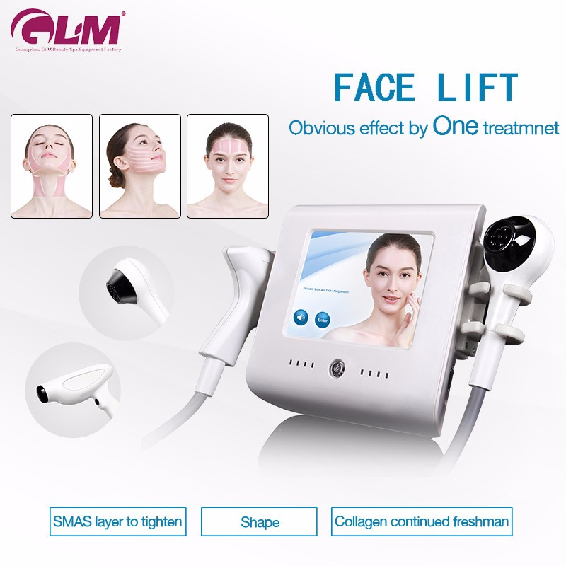 Nieuwste Facial Draagbare Rf Radio Frequentie Machine Thermo Face Lift Vacuüm Machine