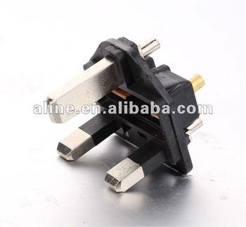 Taller type UK plug inserts