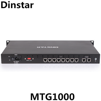 8 E1/T1 Ports E1 T1 Asterisk SIP Trunk VoIP Gateway MTG1000, View asterisk  voip gateway, Dinstar Product Details from Shanghai Harmuber Technology