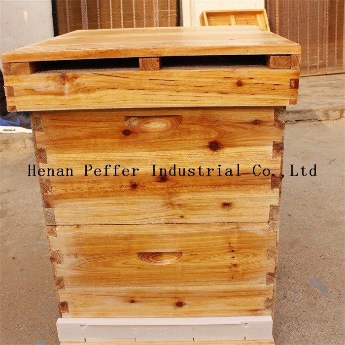 Peffer Langstroth Wooden Beehive Box Honey Bee Hive