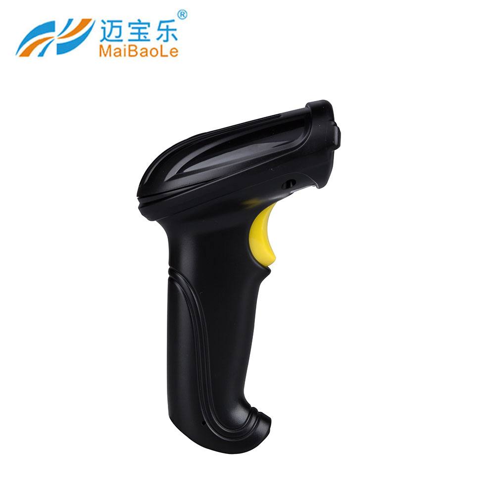 Wireless barcode scanner reader 1D 2D QR handheld bar code scanner