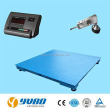 3t 5 ton Industry Floor Weighing Electronic Platform Scale