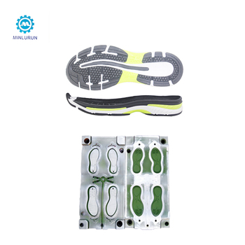 injection mold for latest style EVA shoe
