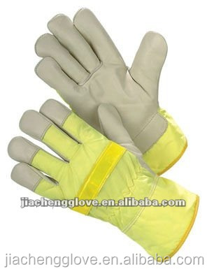 88PBSA Pig Split Leather Winter Gloves, warm winter gloves