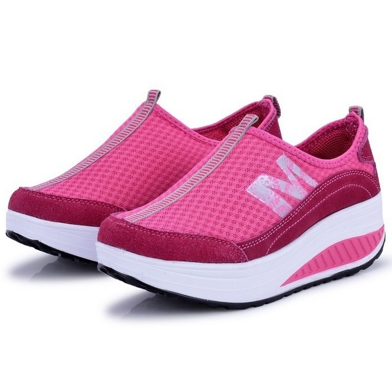 6835bed70 Buy Handmade women summer mesh shoes female sport shoes nurse s breathable  platform plus size wedges shoes sneakers  B001 in Cheap Price on Alibaba.com