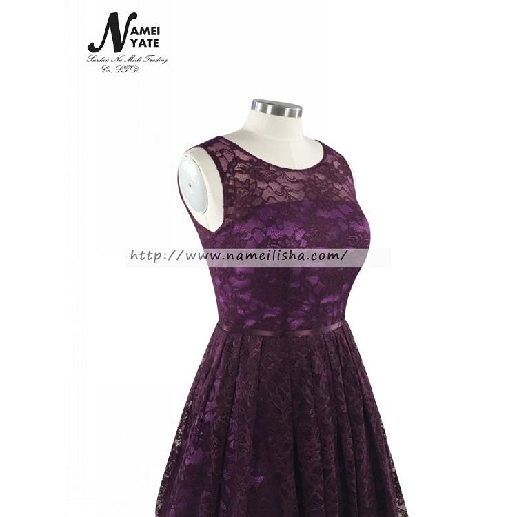 Ladies casual últimos diseños modelo muchachas del vestido nuevo ...