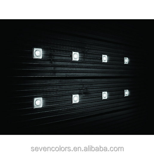 Top Sale Fashionable Square Led Stair Light Stair Wall Lighting 12V IP67 (SC-B113A)