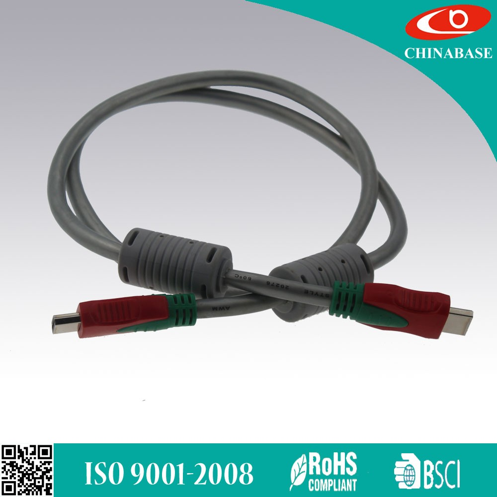 Super speed with ethernet HDMI Cable for Digital Camrea