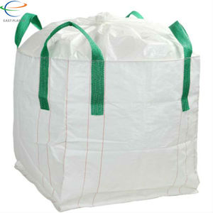 China Factory price 100% new material 1 ton 1.5 ton PP bulk bag woven big bag jumbo bags FIBC